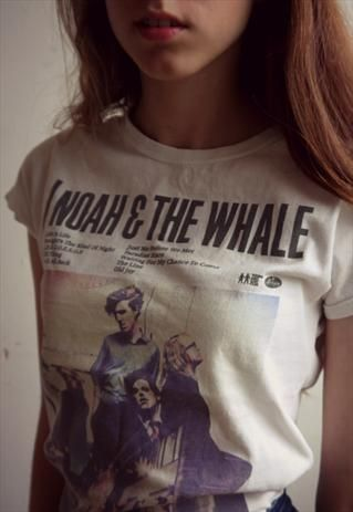 Noah and The Whale - Last Night On Earth T-Shirt