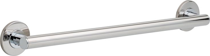 Delta Faucet 41824, 24-Inch Contemporary Grab Bar, Polished Chrome