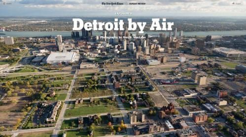 Detroit by Air. Photographs by Alex S. MacLean http://humanscalecities.tumblr.com/post/117775273185/detroit-by-air-photographs-by-alex-s-maclean…