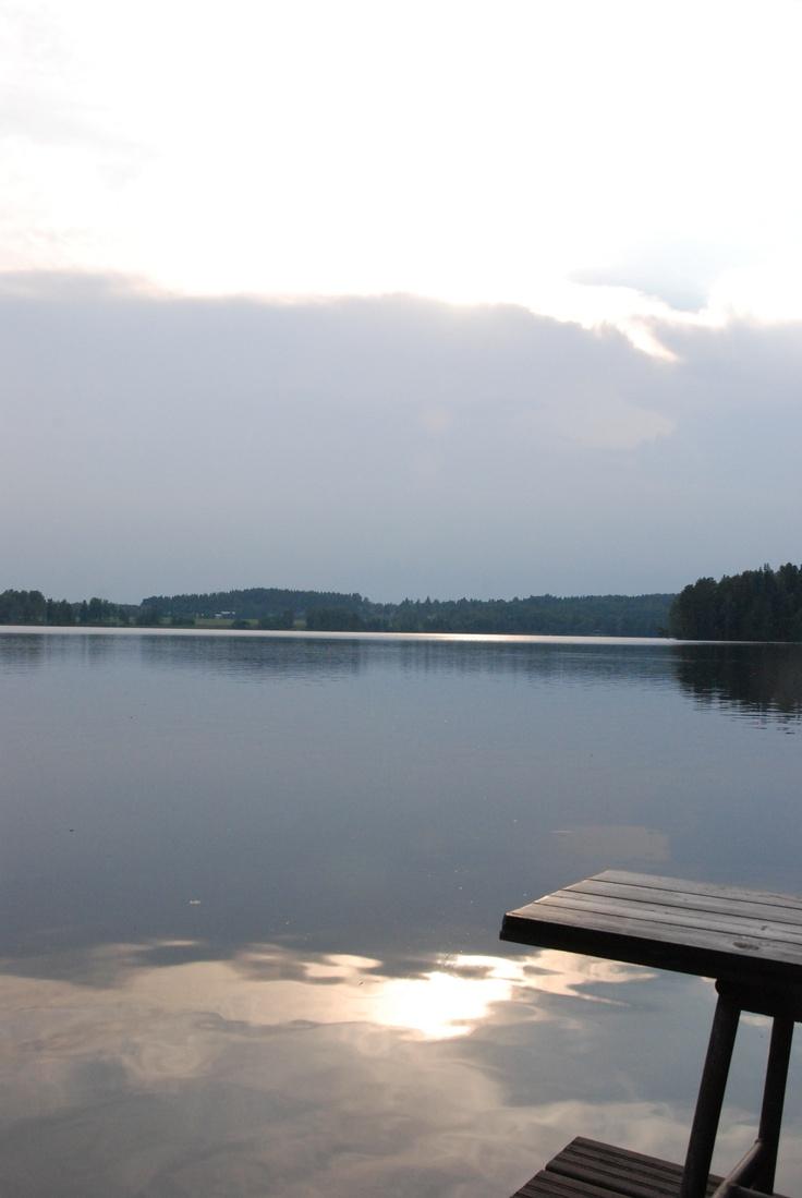 Where I find peace-Somero, Finland