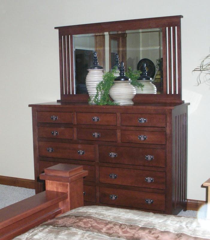 Mission Dresser Oak Hardwood Lexington Finish From Erik Organic Bedroom Furniture Ideas