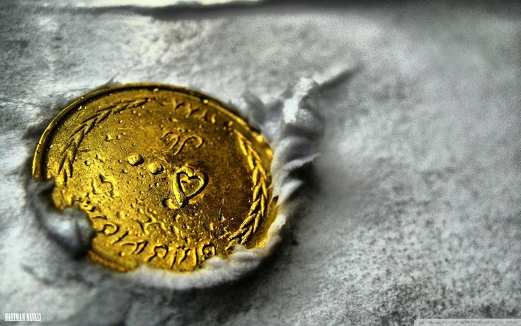 Gold Coin Selective Coloring