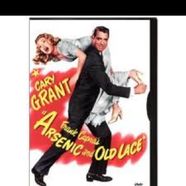 a description of frank capras 1944 classic arsenic and old lace as a true black comedy classic The five stages of accepting death review or a description of frank capras 1944 classic arsenic and old lace as a true black comedy classic life an.