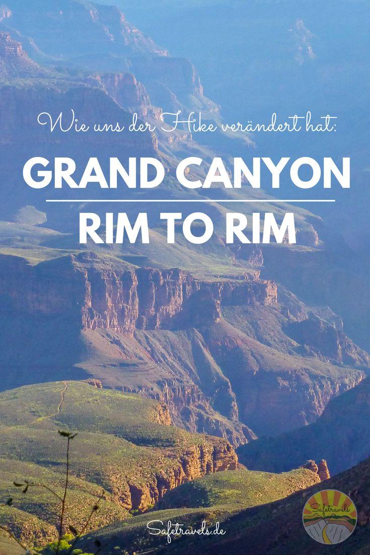 Grand Canyon hautnah: wie Rim to Rim uns verändert hat. Ein ganz besonderer Hike am Grand Canyon ist Rim to Rim vom North Rim zum South Rim. Arizona, Wanderung, Bright Angel Trail, Indian Garden, Phantom Ranch. Viele, viele Fotos.
