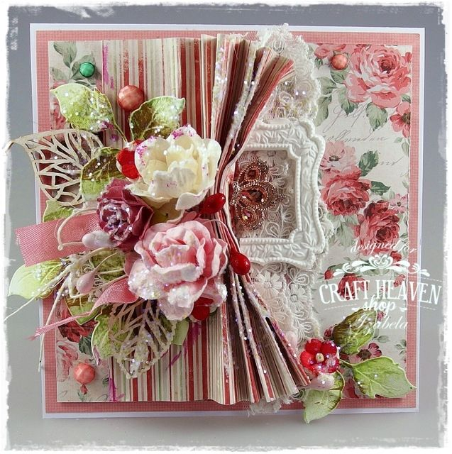 Good morning everyone!   Let's give you some more   Anything Goes   inspiration with a fabulous card from our DT Izabela ..   This is her w...