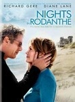 Nights in Rodanthe (2008) With chaos tearing her family apart, Adrienne Willis (Diane Lane) takes a weekend job at her friend's coastal North Carolina inn, but when a hurricane hits and strands the only guest, surgeon Paul Flanner (Richard Gere), Adrienne's life changes forever. As the storm rages outside, Adrienne connects with Flanner, who came to the retreat to escape a personal crisis. Scott Glenn co-stars in this intimate drama based on the novel by Nicholas Sparks.