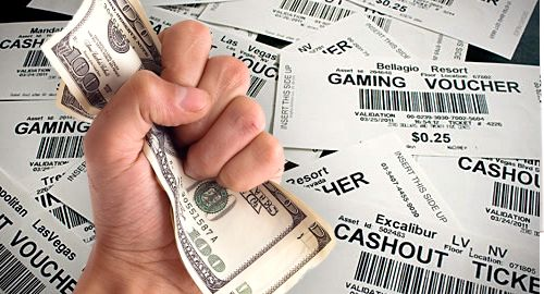 Nevada earning millions off unclaimed slots tickets  Nevada casinos and the state government are making a killing off unclaimed gambling winnings.  Ever since Nevada slots and video lottery terminals began issuing paper tickets instead of spitting out actual coins, gamblers have literally been leaving millions of dollars unclaimed. Some of these tickets are presumably lost or left behind in the machine by accident, while others are for minor am