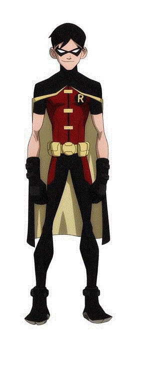 Young Justice | Dick Grayson as Robin