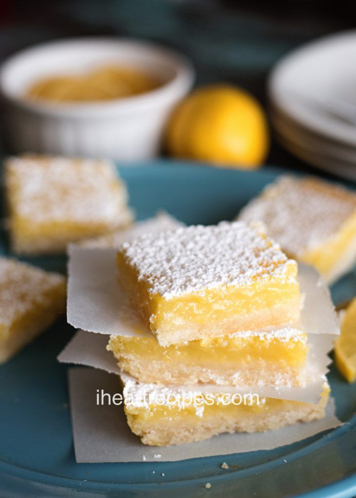 Simple homemade classic lemon squares made with real lemon juice, and a delicious shortbread base! When I first started my YouTube channel, and blog - homemade lemon bars was one of my first recipes. So many of my viewers loved that recipe. However, when I switched my blog over to a different host, some of my recipes magically disappeared. My recipe for lemon bars from scratch happened to be one of them. I've been meaning to post the recipe for years, but it somehow got put on the back bu...