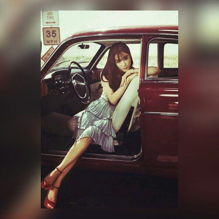 #TiffanyHwang #GG #SNSD #LionHeart