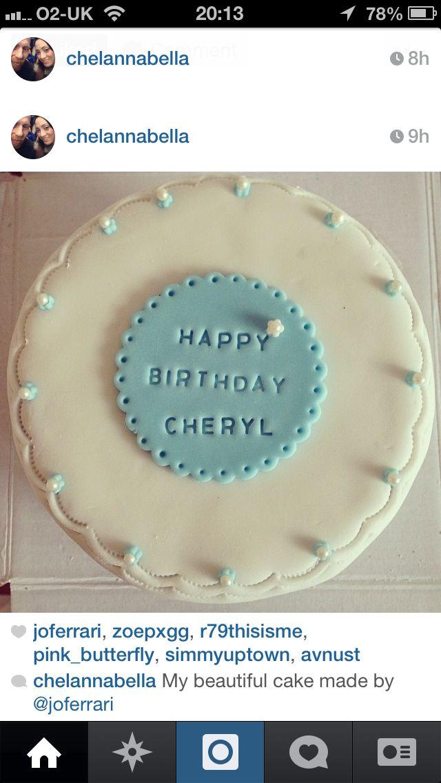 Birthday cake - rich chocolate cake