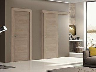 Wooden sliding door GEO   Sliding door