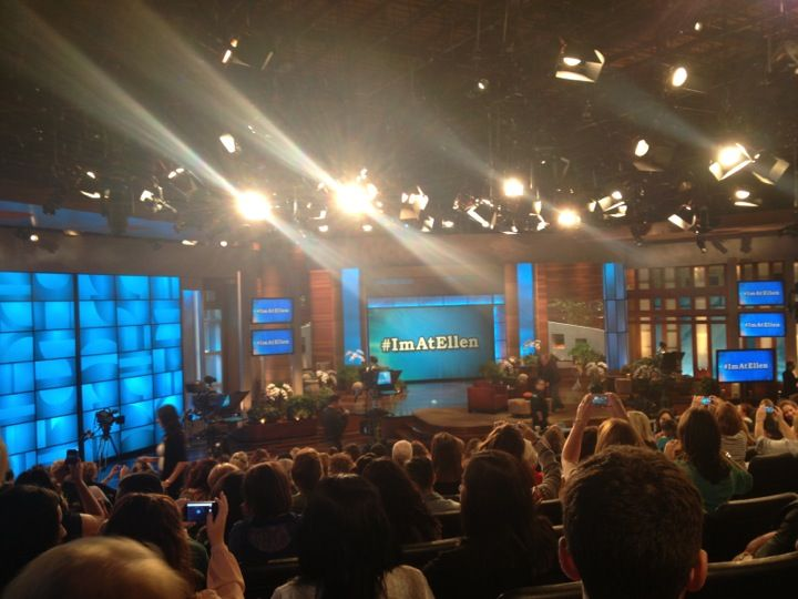 Get tickets to The Ellen DeGeneres Show