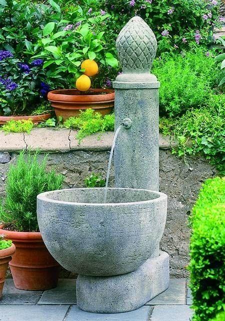 Risultati immagini per fontane da giardino Fontane da