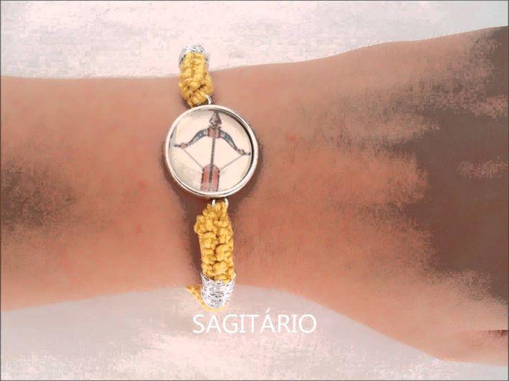 YOUTUBE | Pulseiras dos Signos | Zodiac Bracelets