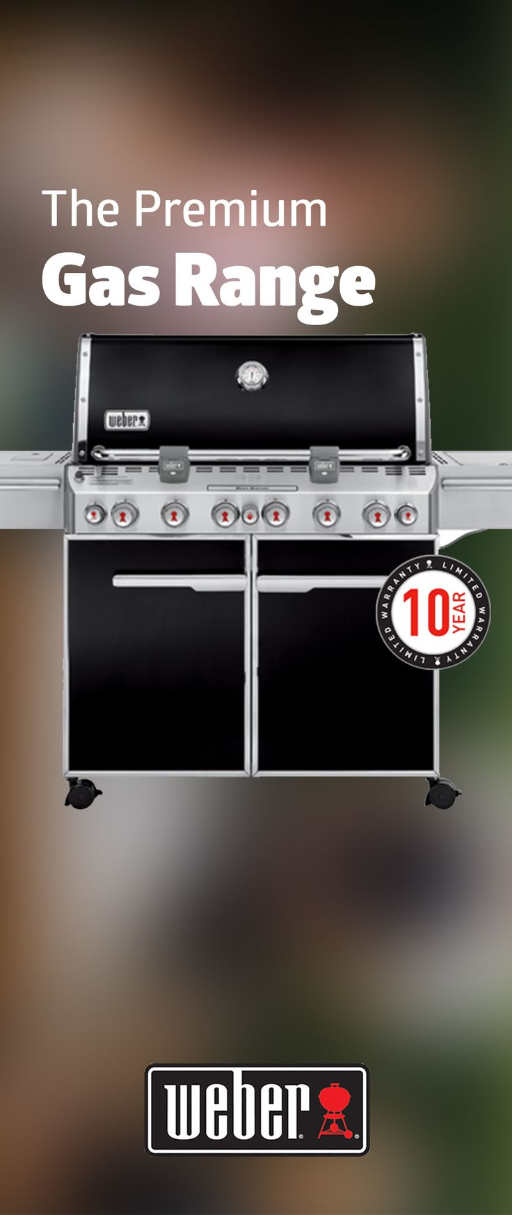 Here are some of our most delicious recipes specifically designed for our Premium Gas range.