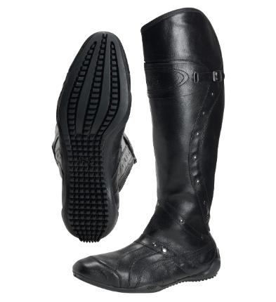 puma women's motorcycle boots