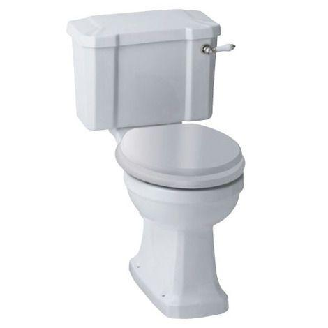 Savoy slimline WC exc seat