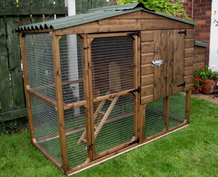 I would love a chicken coop! Prob should have a fenced in yard. Wonder if DG would be ok with chickens? Or my neighbors : )