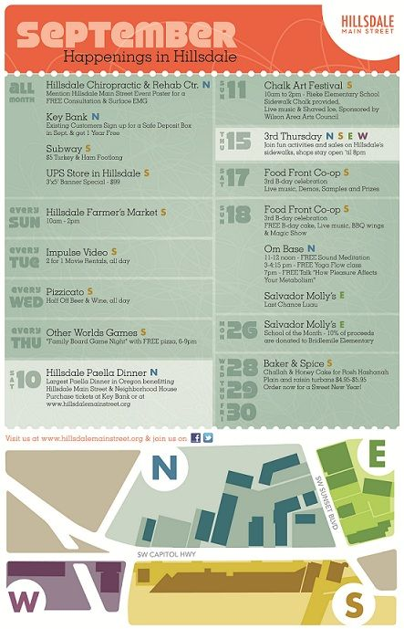 Image detail for -Below, please find the calendar of events in the Hillsdale Business ...