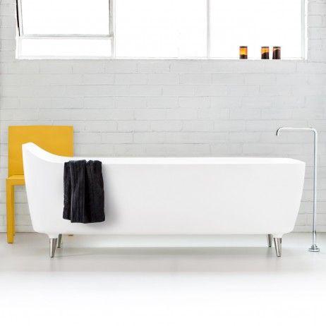 Amélie Freestanding Lucite Acrylic Bath