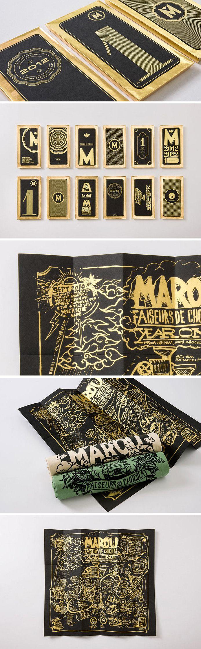 Marou Faiseurs de Chocolat Year 1