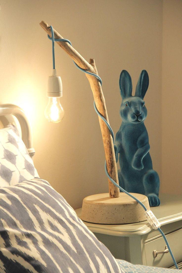 die besten 25 treibholz lampe ideen auf pinterest. Black Bedroom Furniture Sets. Home Design Ideas