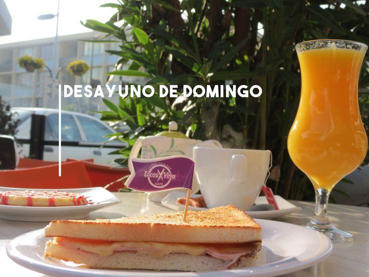 Desayuno, jugo, café disfruta tus mañanas en Locosxviña.