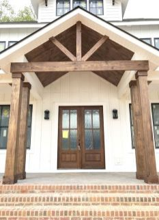 20 Awesome Farmhouse Exterior Design and Decor Ideas