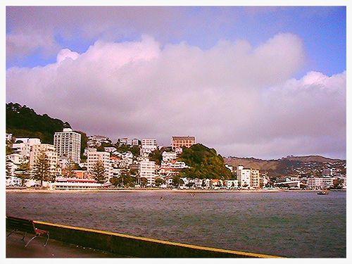 Wellington , NZ