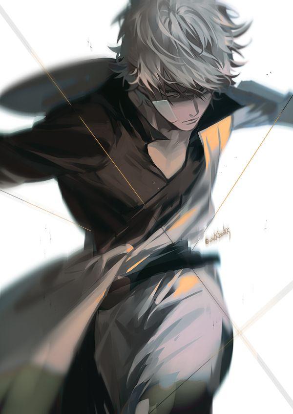 Sakata Gintoki | Gin Tama | ♤ Anime ♤