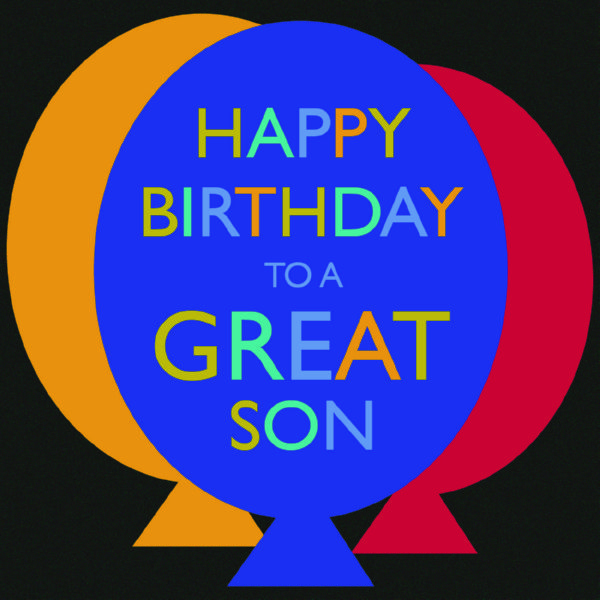 Happy Birthday Son Quotes, Wishes, Images and Messages                                                                                                                                                                                 More