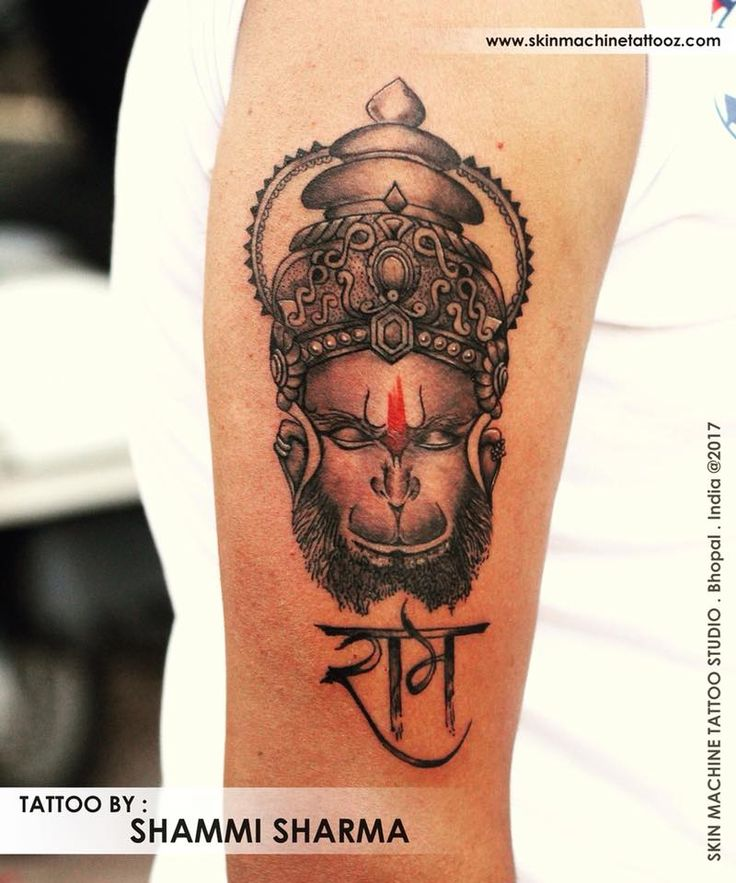 Best 25+ Hanuman Tattoo Ideas On Pinterest