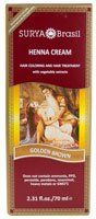 Surya Brasil Henna Cream Golden Blonde -- 2.31 fl oz * Want to know more, click on the image. We are a participant in the Amazon Services LLC Associates Program, an affiliate advertising program designed to provide a means for us to earn fees by linking to Amazon.com and affiliated sites.
