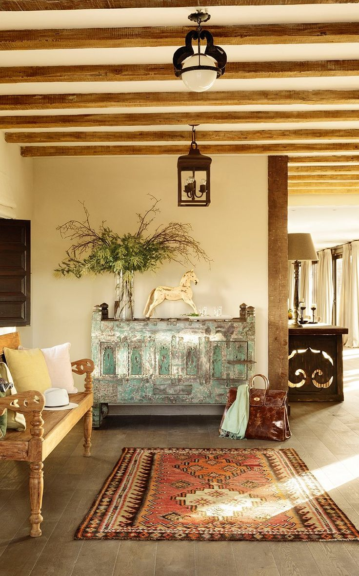 656 best DECORACION MEXICANA images on Pinterest   Mexican style ...