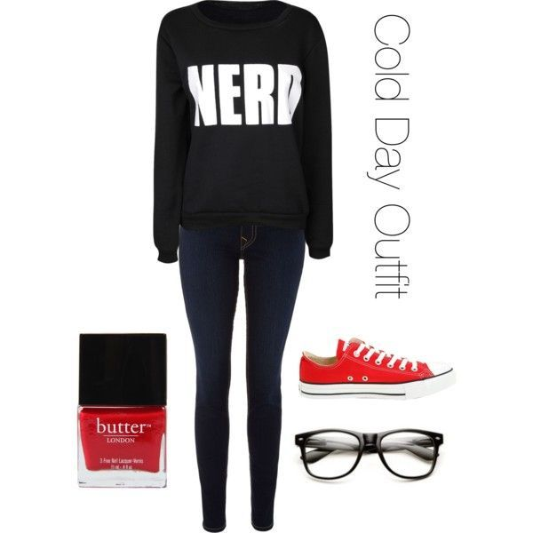"""""""Cold Day Outfit"""""""