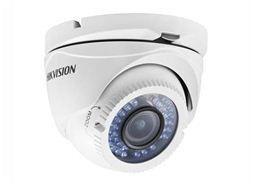 DS-2CE55A2P-VFIR3 - Analogue 700TVL Vari-focal IR Dome Camera (2.8 - 12mm) (IR 40m)