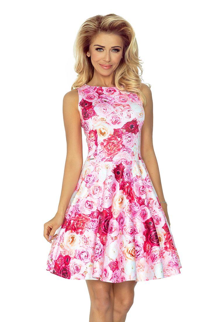 floral dress, flower power, kvetinové šaty, saty s kvetmi, cocktail dress, kokteilove saty, saty na svdbu, saty na oslavu, saty na promocie