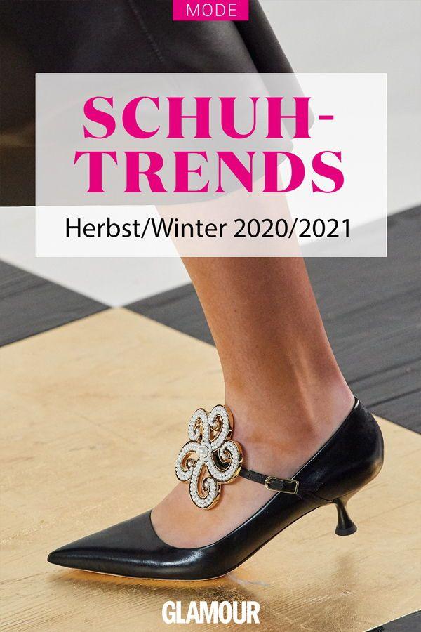 Schuhtrends Herbst Winter 2020 2021 Diese Schuhe Sind Jetzt Angesagt