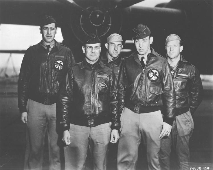 On April 18, 1942, Lt. Col. James H. Doolittle successfully led an American air raid on mainland Japan.   16 B-25 bombers were launched 650 miles East of Japan from the aircraft carrier, USS Hornet.   Minor damage resulted from the air raid, but nonetheless this attack was a boost for American morale in the war in the Pacific.