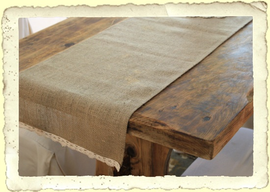 Frugal Fine Living: Rustic Wood Table Project
