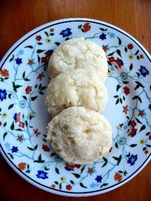 Lemon Drops Cookies  Low Sodium