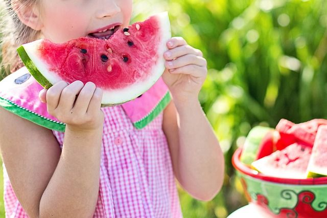 Share Tweet Pin Mail   Sticky summer hands rinsed in trickling pools and sprinklers can mean only one thing: watermelon season has arrived! ...