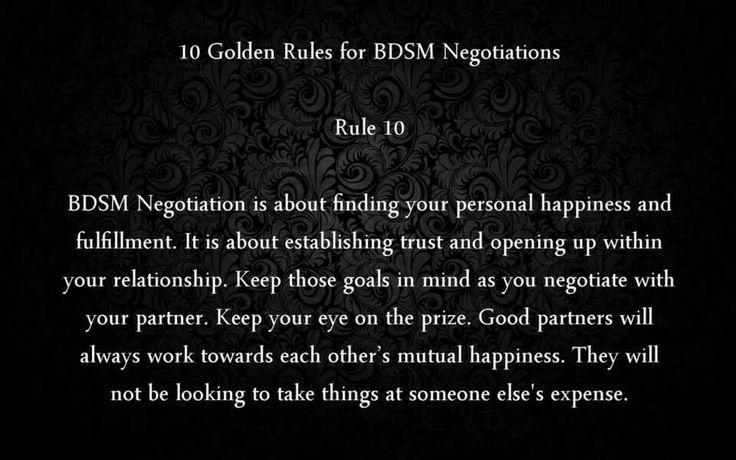 Rule #10