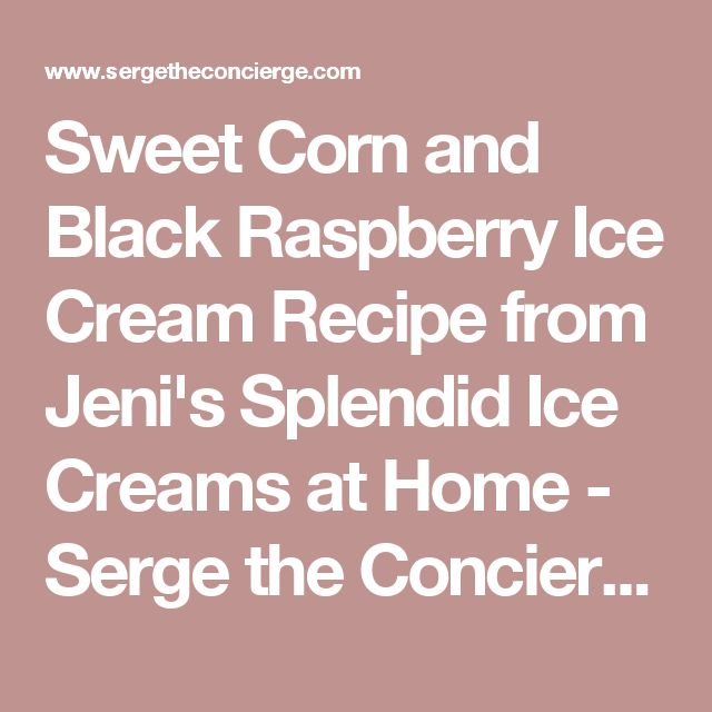 Best 25+ Black raspberry ice cream ideas on Pinterest ...