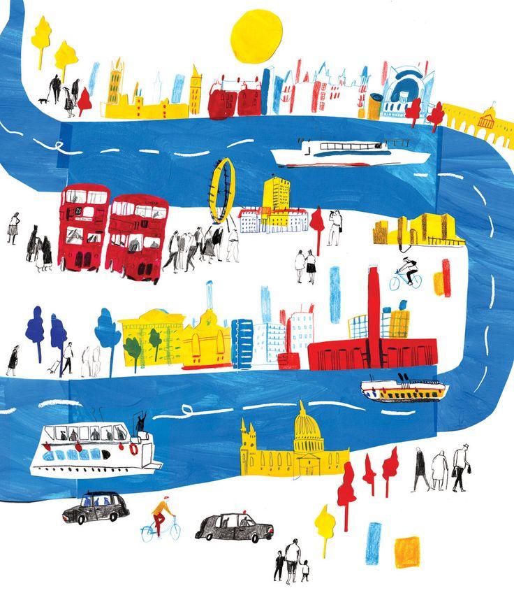 London By River / Transport for London - Rachel Gannon