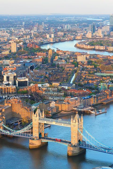 London. You felt like home. Tower Bridge of the Thames River.