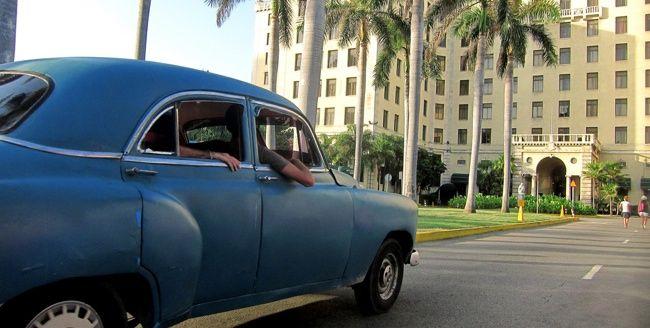 Cuba - Flying Standby