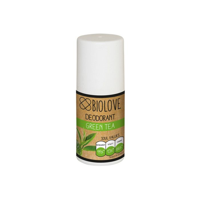 Biolove-Dezodorant Zielona Herbata