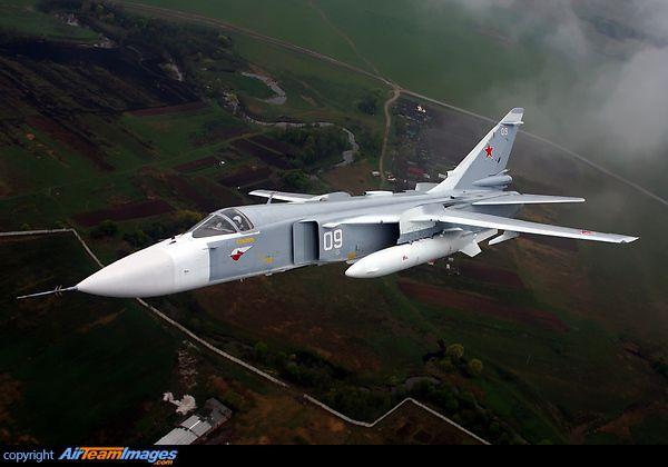 """Sukhoi Su-24M """"Fencer"""""""